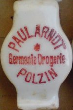 Połczyn Paul Arndt Germania Drogerie porcelanka 01